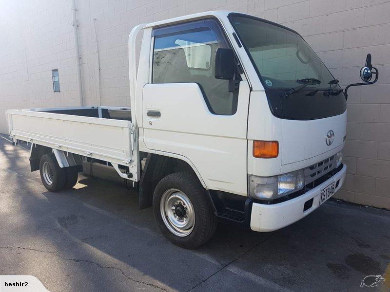 Toyota Truck Salvage
