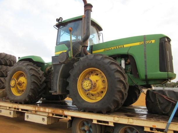 Farm Truck Wreckers NSW