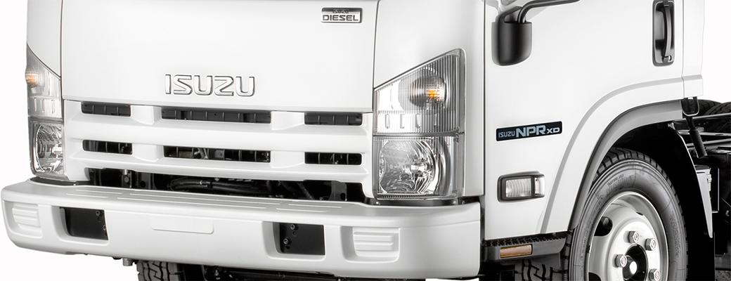 Isuzu Truck Salvage Sydney