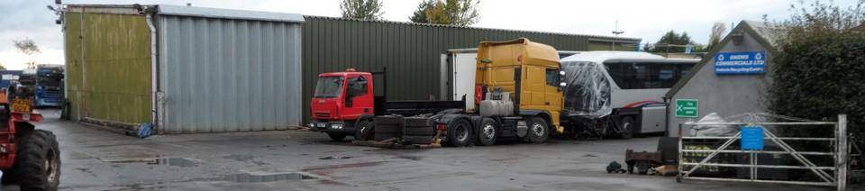 Scrap Truck Goulburn